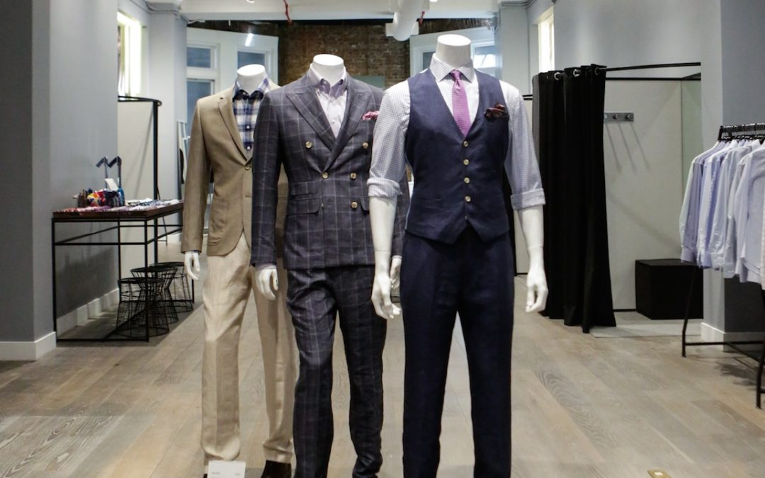 Why Indochino is opening new stores in shopping malls