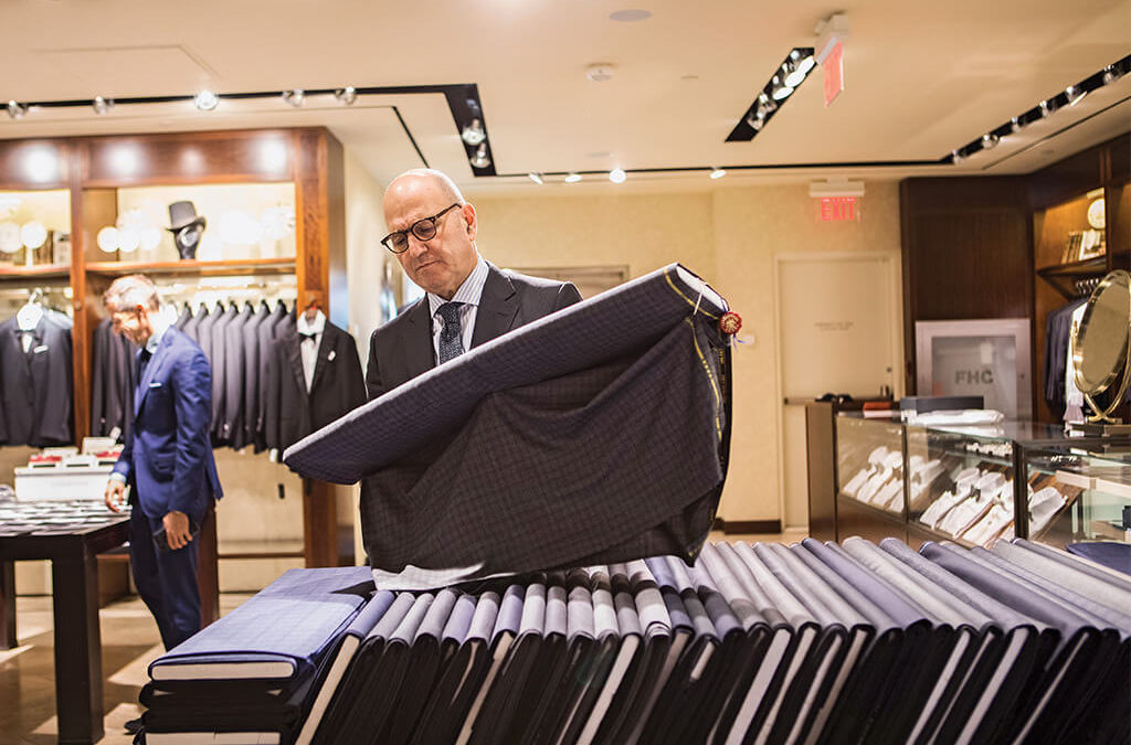 How Harry Rosen is making alterations to appeal to millennial shoppers