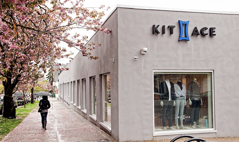 Kit and Ace: a cautionary tale of business expansion