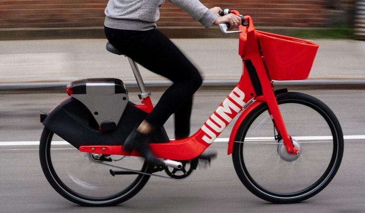 Uber Acquires JUMP