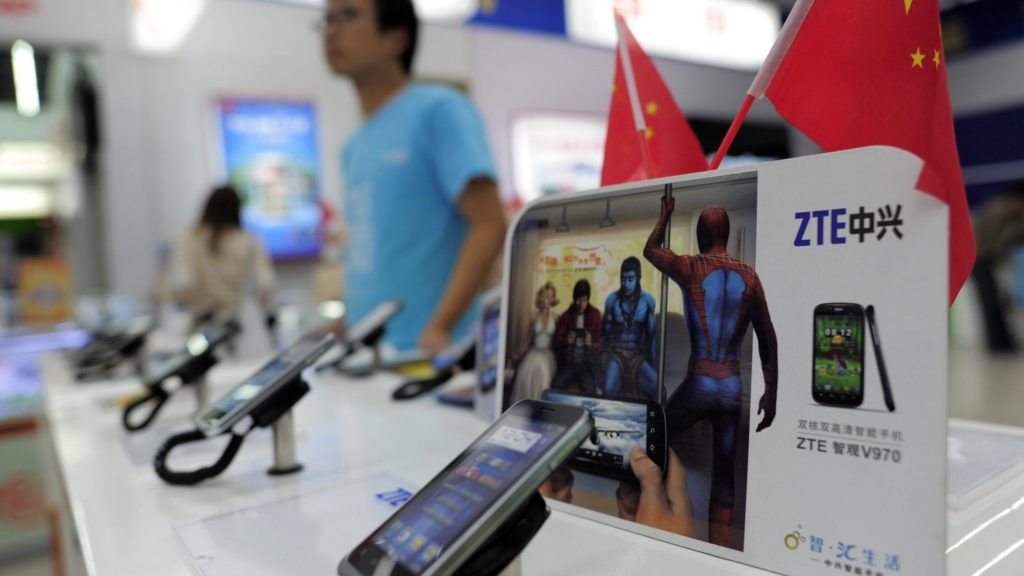 How ZTE became the focal point of US/China relations